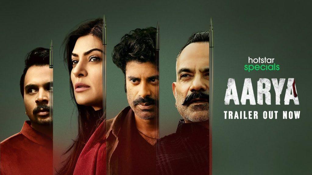 Aarya Top 10 Indian Web series you will love it