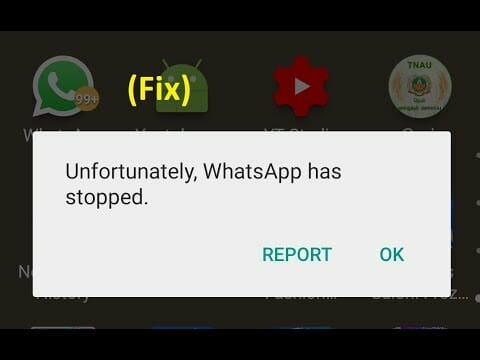Whatsapp, Instagram, and Facebook stopped working